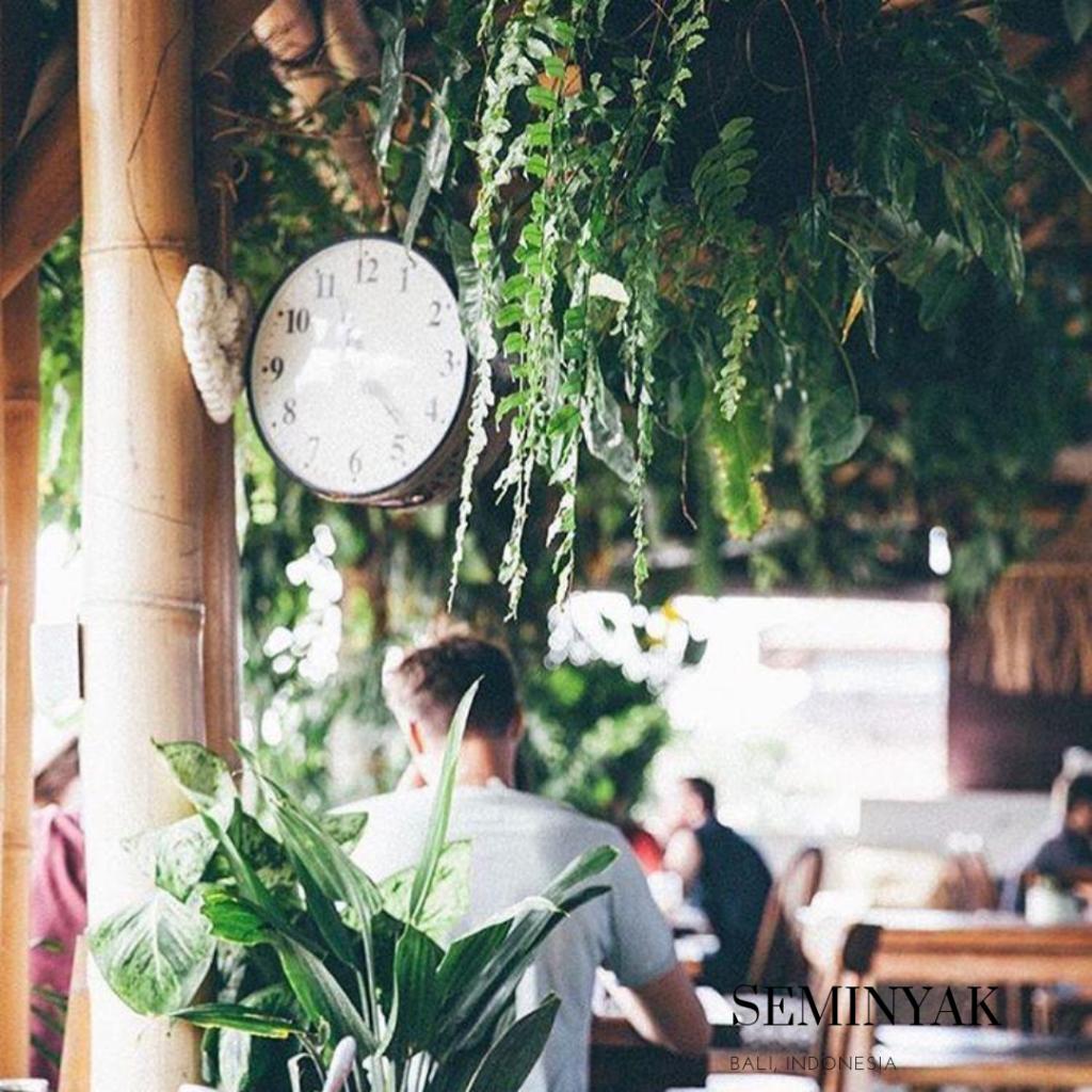 Shelter cafe atmosphere