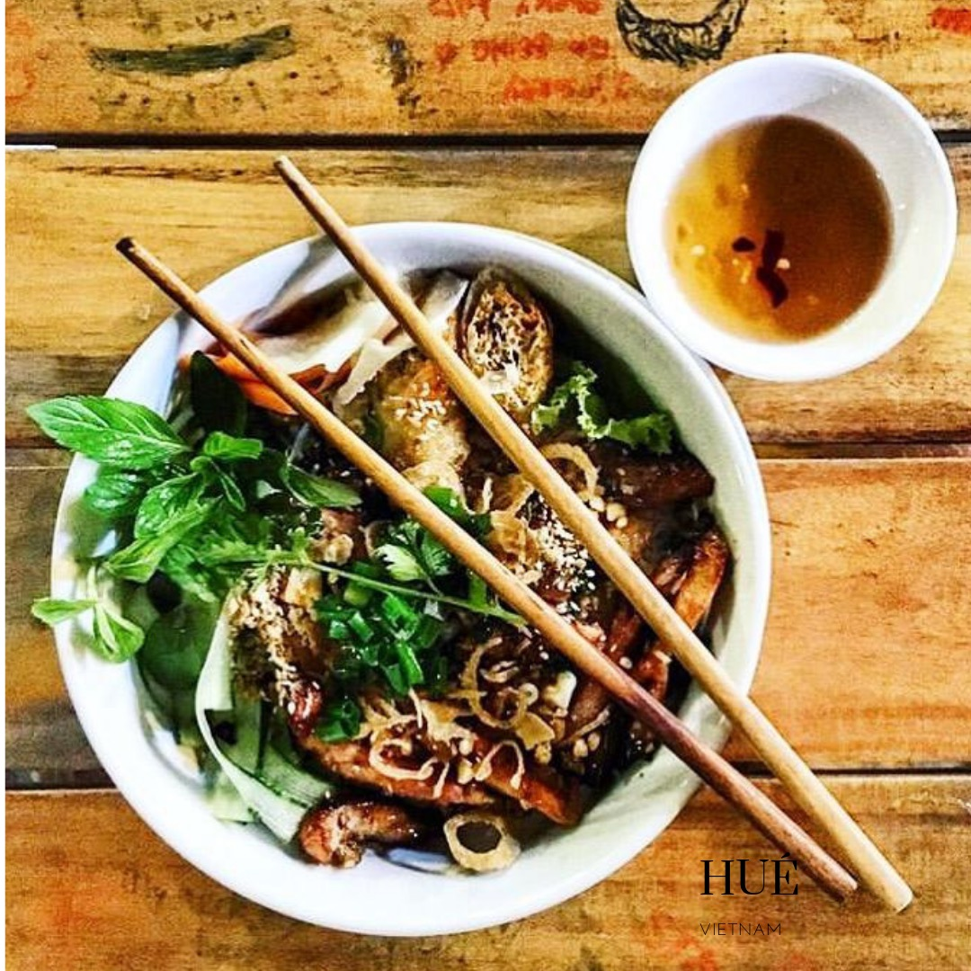 Nook Eatery, un restaurant sans gluten à Hué, bien caché