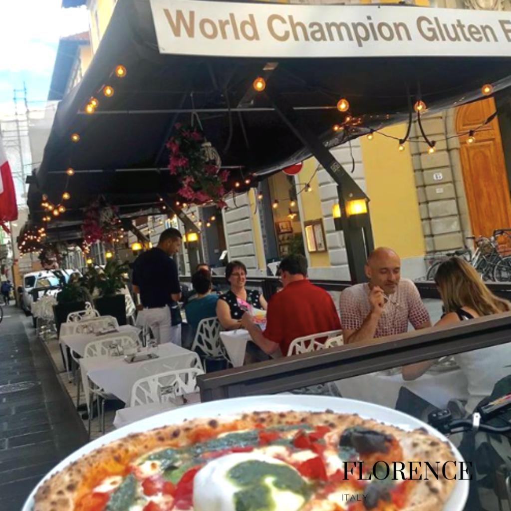 Ciron & Son gluten free restaurant in Florence