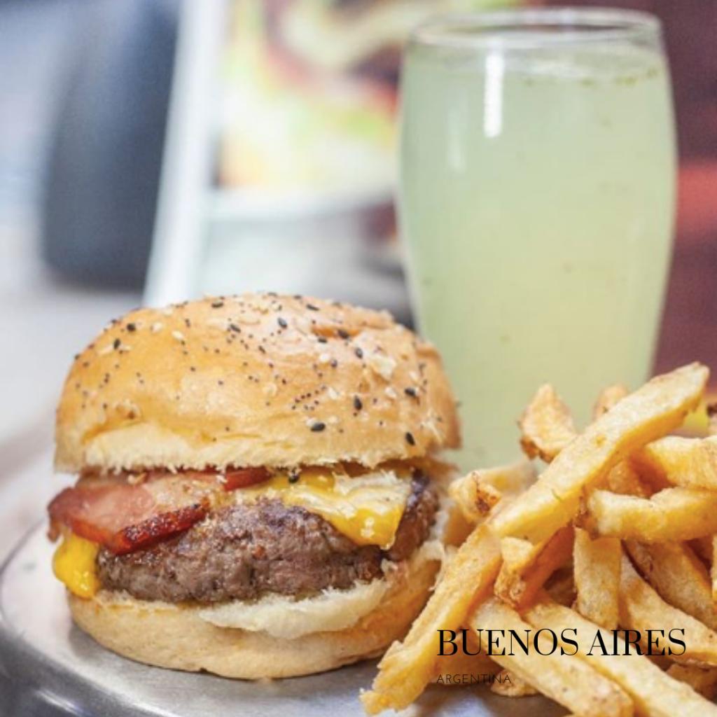 gluten free perez h burger