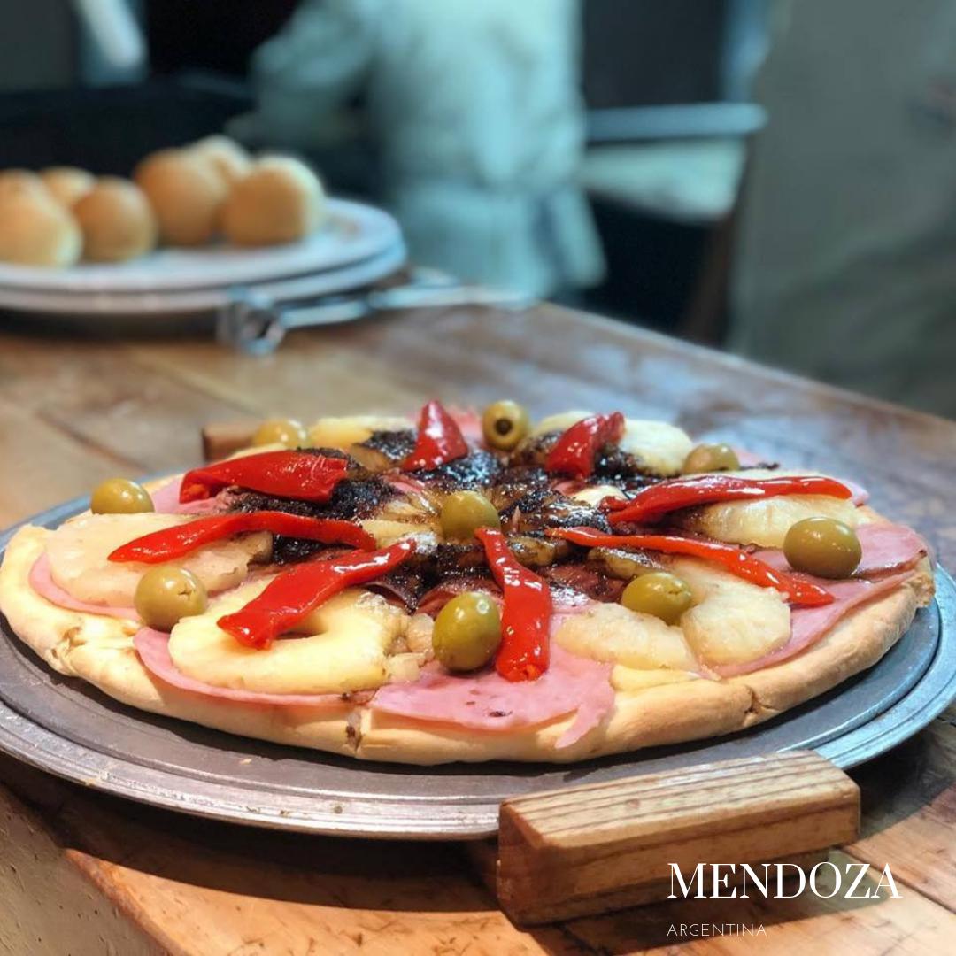 Pizzaiolo: le restaurant pour manger des pizzas sans gluten à Mendoza