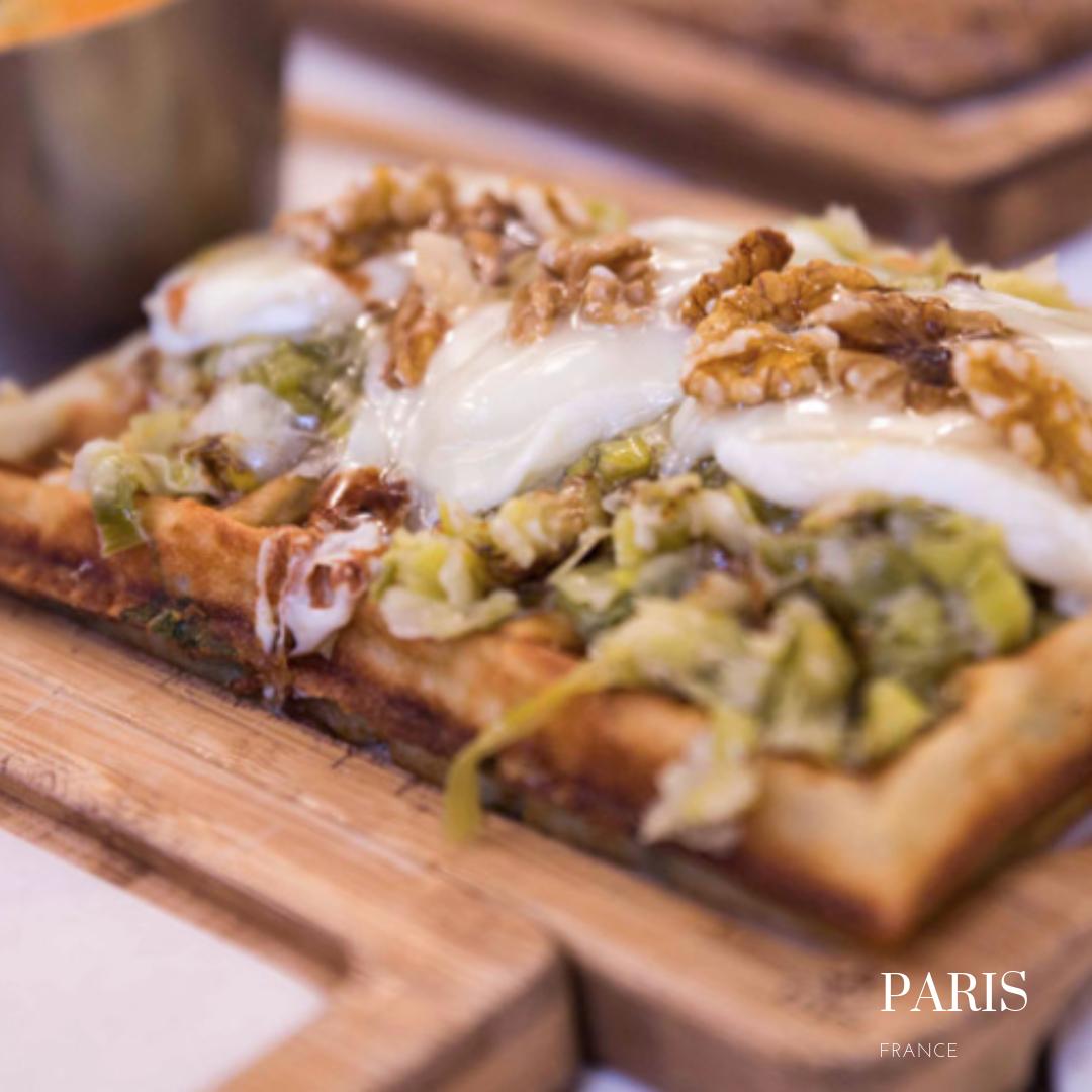 La crème de Paris, les meilleurs crêpes sans gluten à Paris!