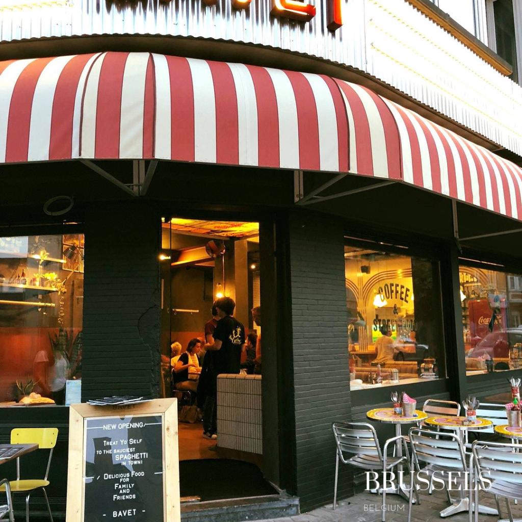gluten free front door brussels: gluten free pasta in Brussels