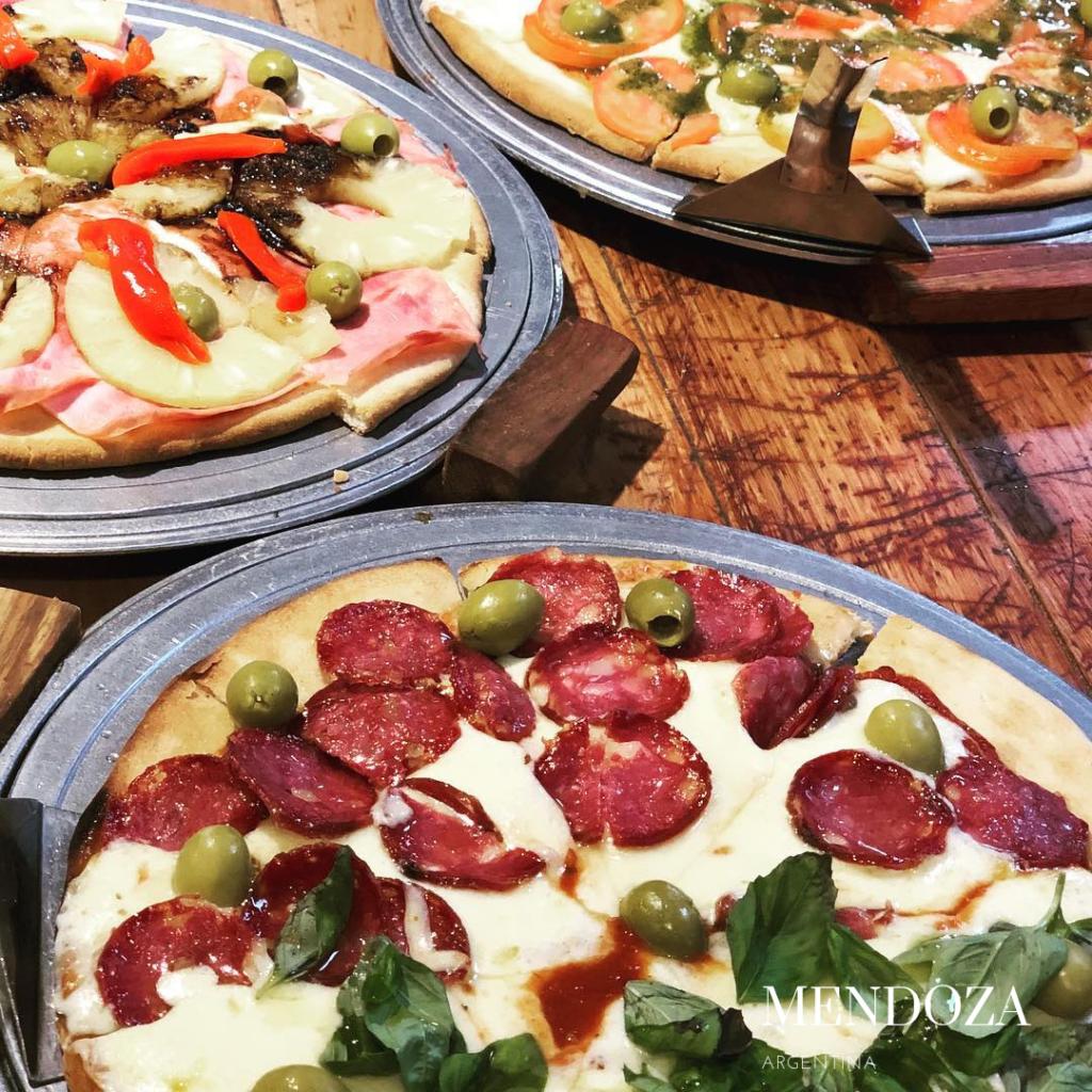 gluten free pizza in Mendoza