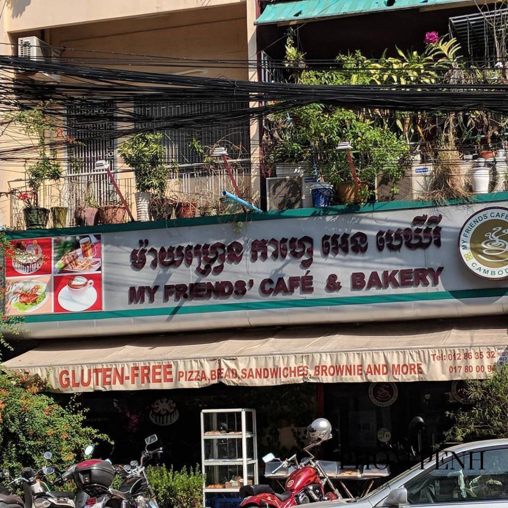 gluten free restaurant in phnom phen