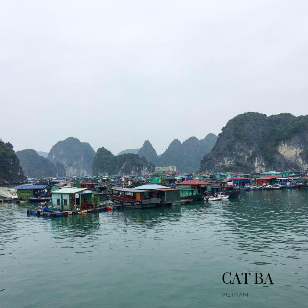 Ha long bay island