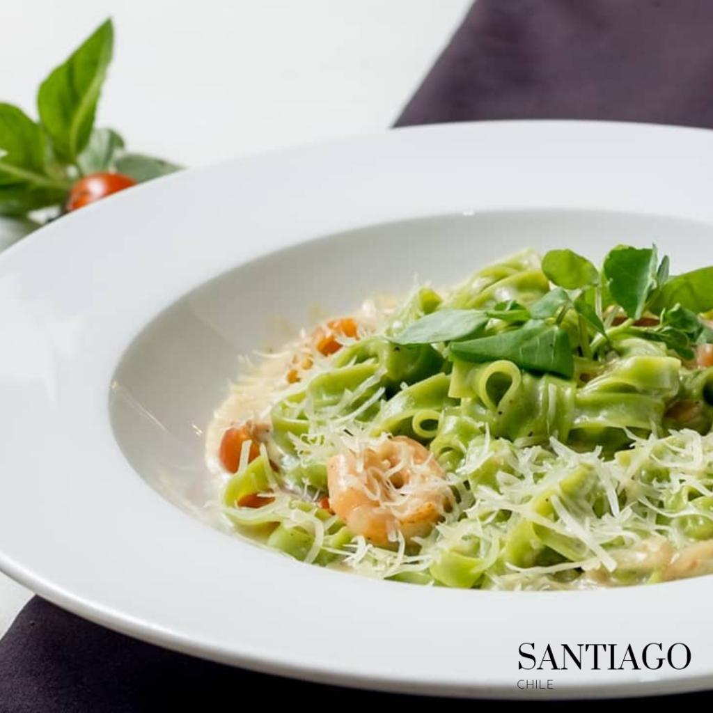 gluten free italian in Santiago pasta