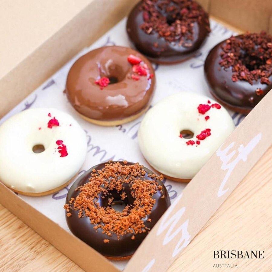 Nodo Donuts Brisbane