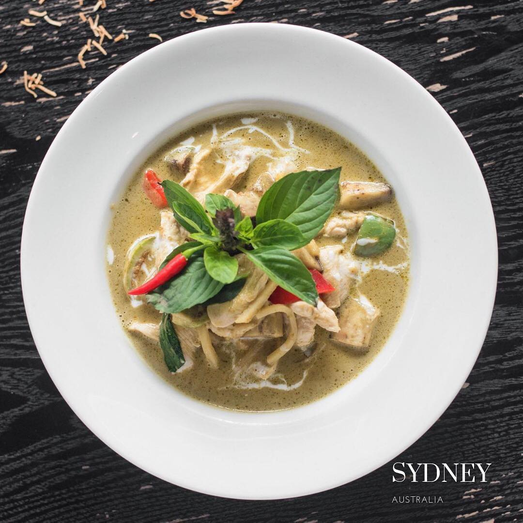 Un Thaïlandais sans gluten à Sydney? Allez chez Thai Pothong !