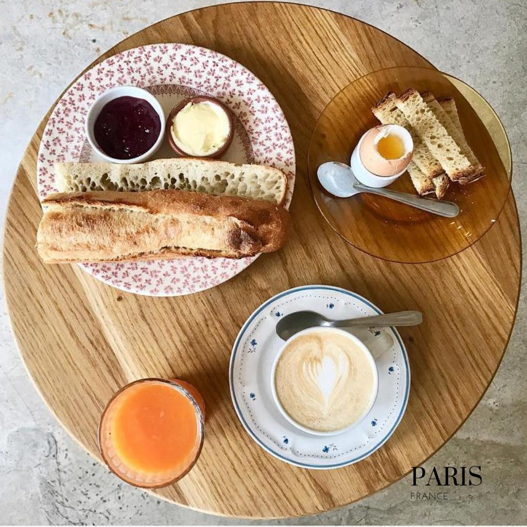 Cafe Pimpin est un endroit super relaxant et qui propose des options sans gluten à Paris 18ème !