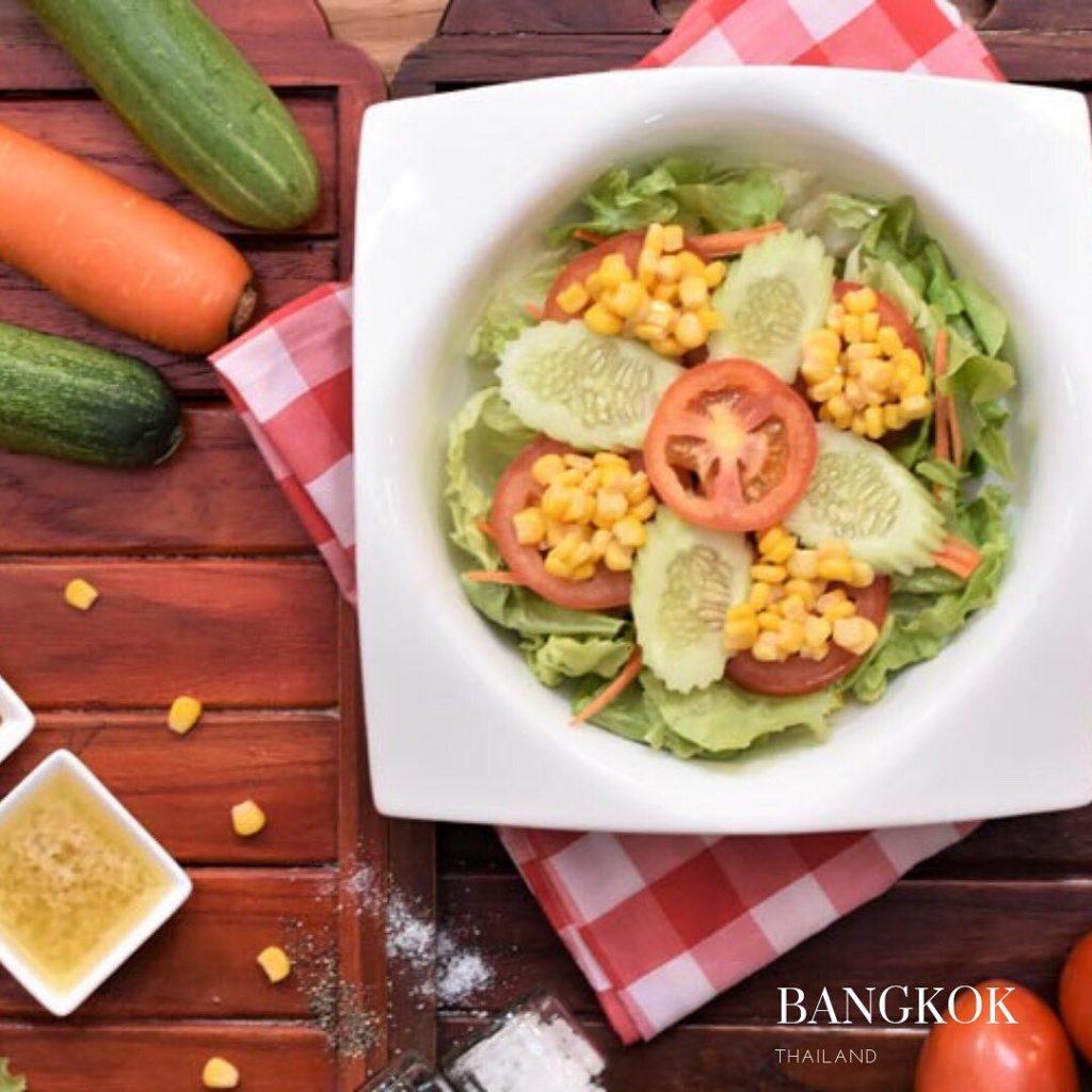 gluten free and vegan in Bangkok