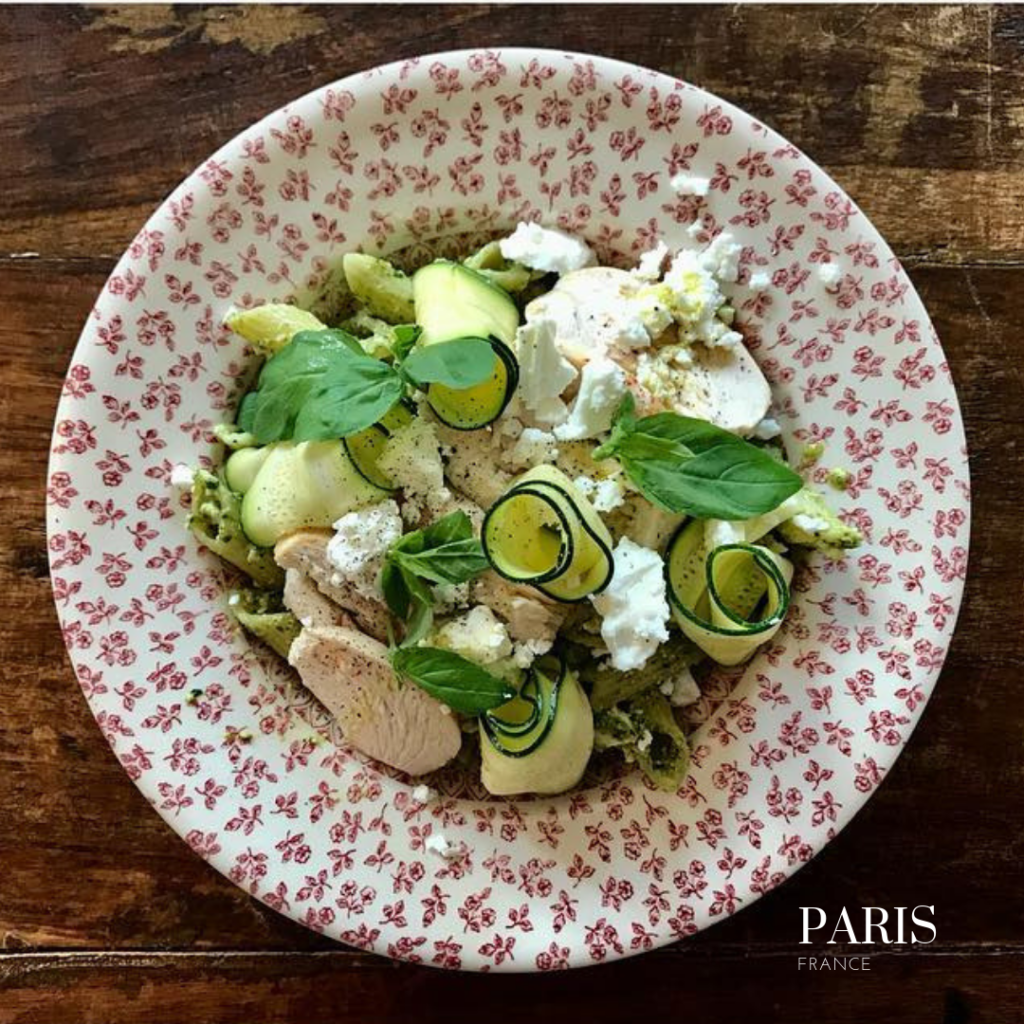 gluten free brunch in Paris