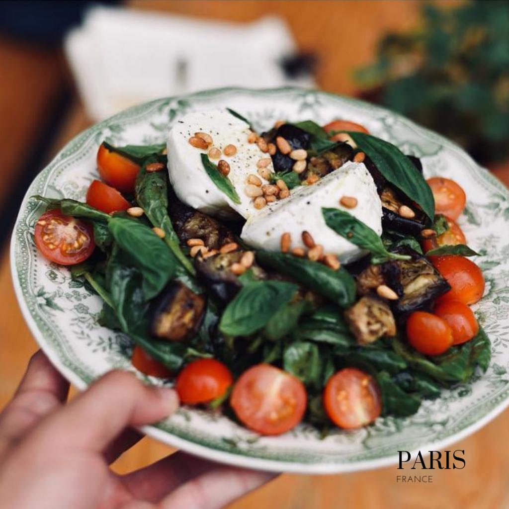gluten free brunch in Paris 2