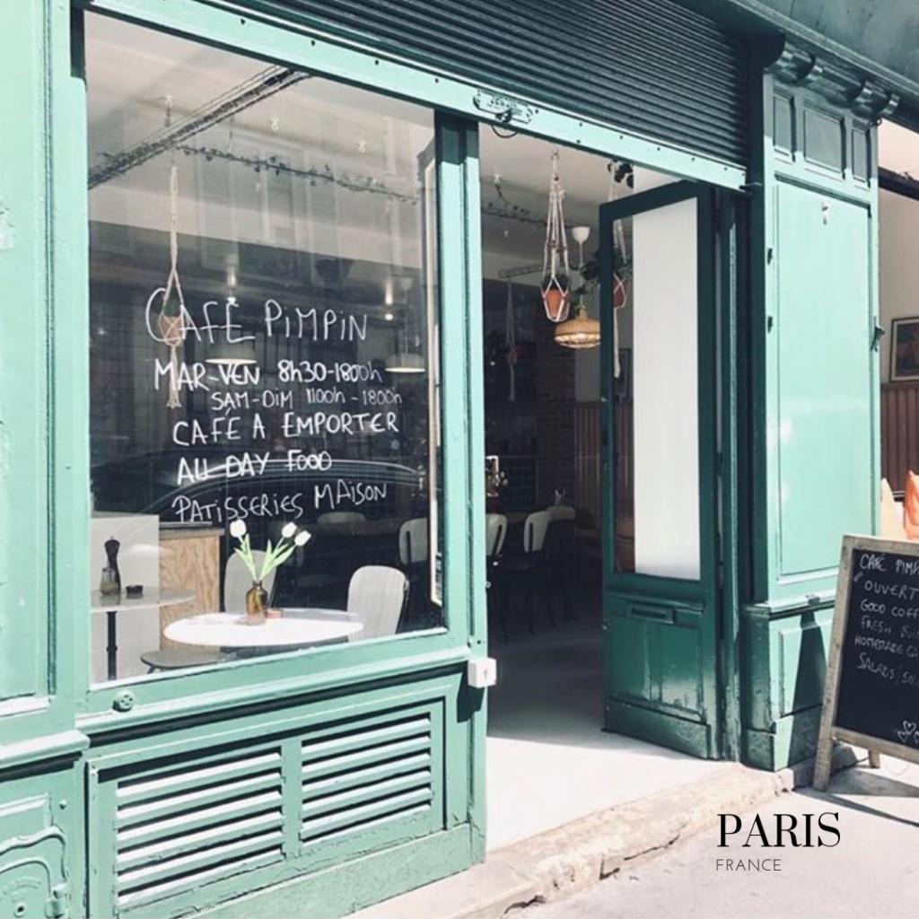 gluten free co-working in Paris
