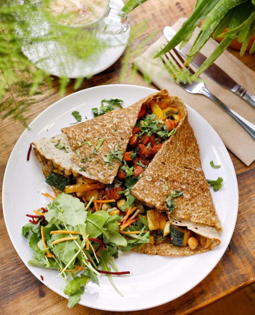 Des crêpes vegan et sans gluten à Londres? Bienvenu chez Pipoca Vegan