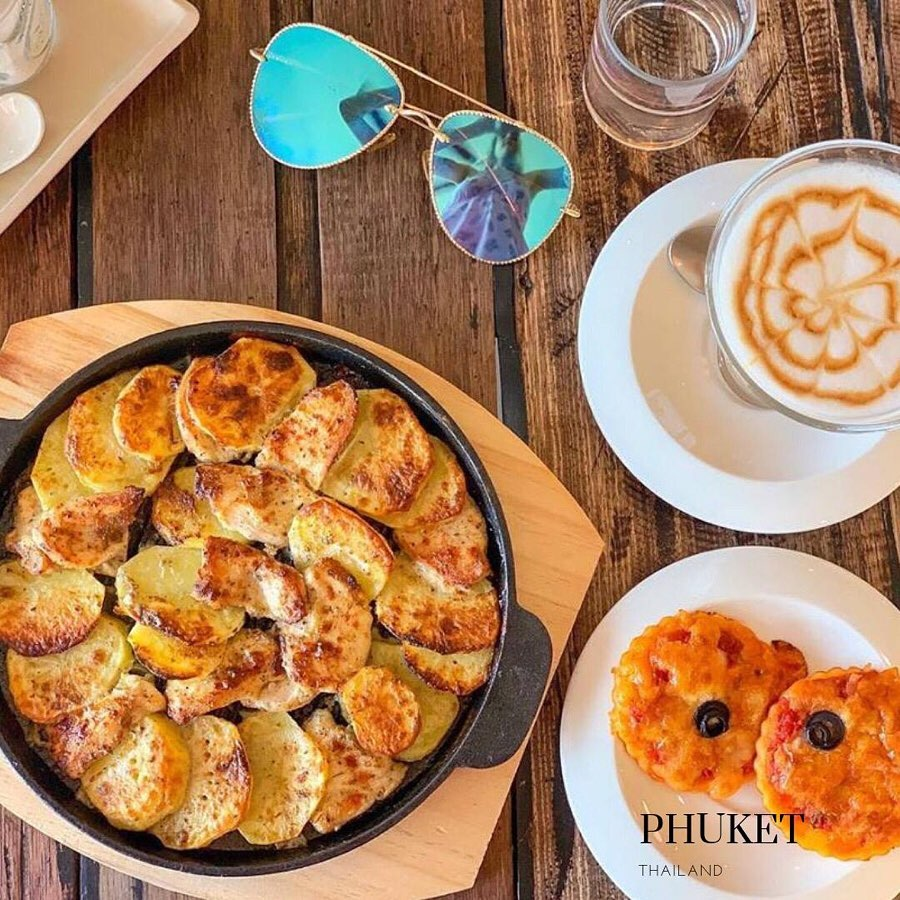 Bake free, un restaurant 100% sans gluten à Phuket, et sans produits laitiers! CLOSED FOR THE MOMENT
