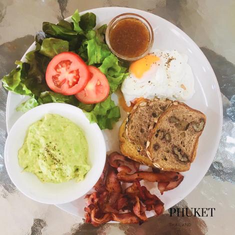 Greze Cosy Kitchen, de la nourriture sans gluten à Phuket