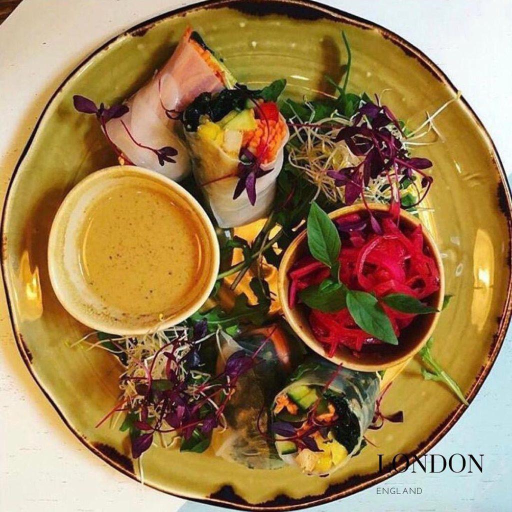 gluten free menu in London Yeotown Kitchen