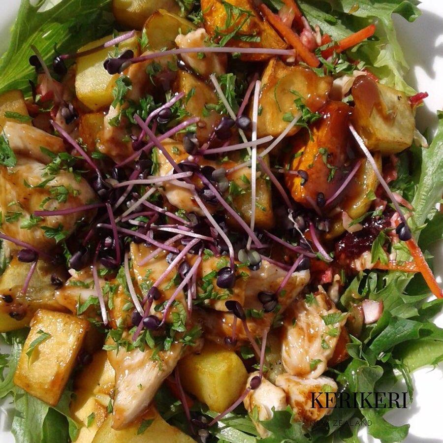 gluten free salad in Northland