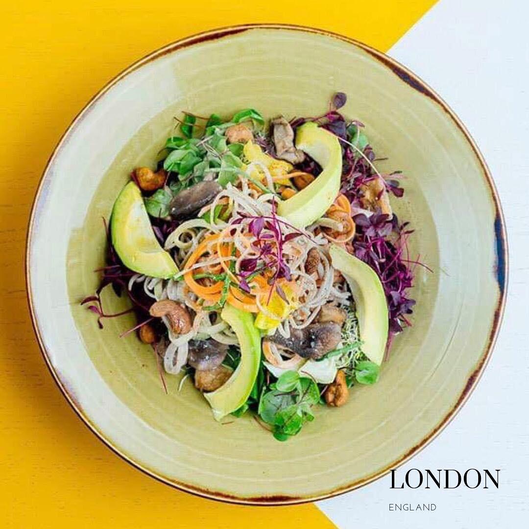 Yeotown Kitchen, le restaurant sans gluten à Londres où il est même possible de faire de la méditation!