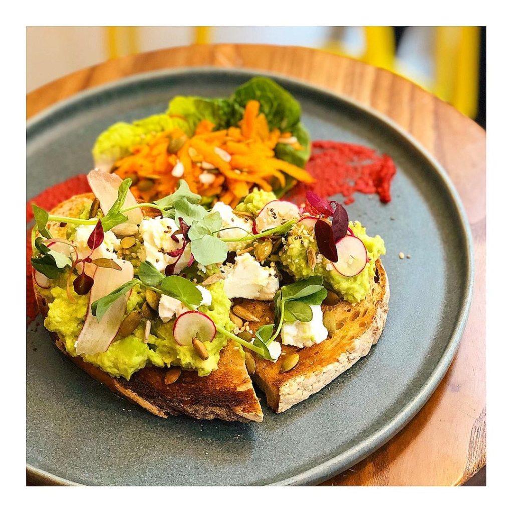 healthy gluten free restaurant in London Yeotown Kitchen