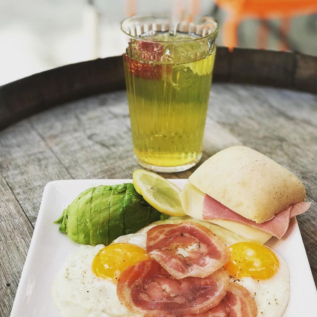 gluten free breakfast Papilles
