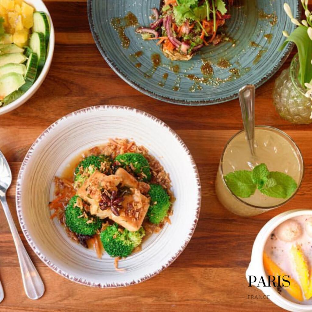 Kapunka Paris gluten free thai