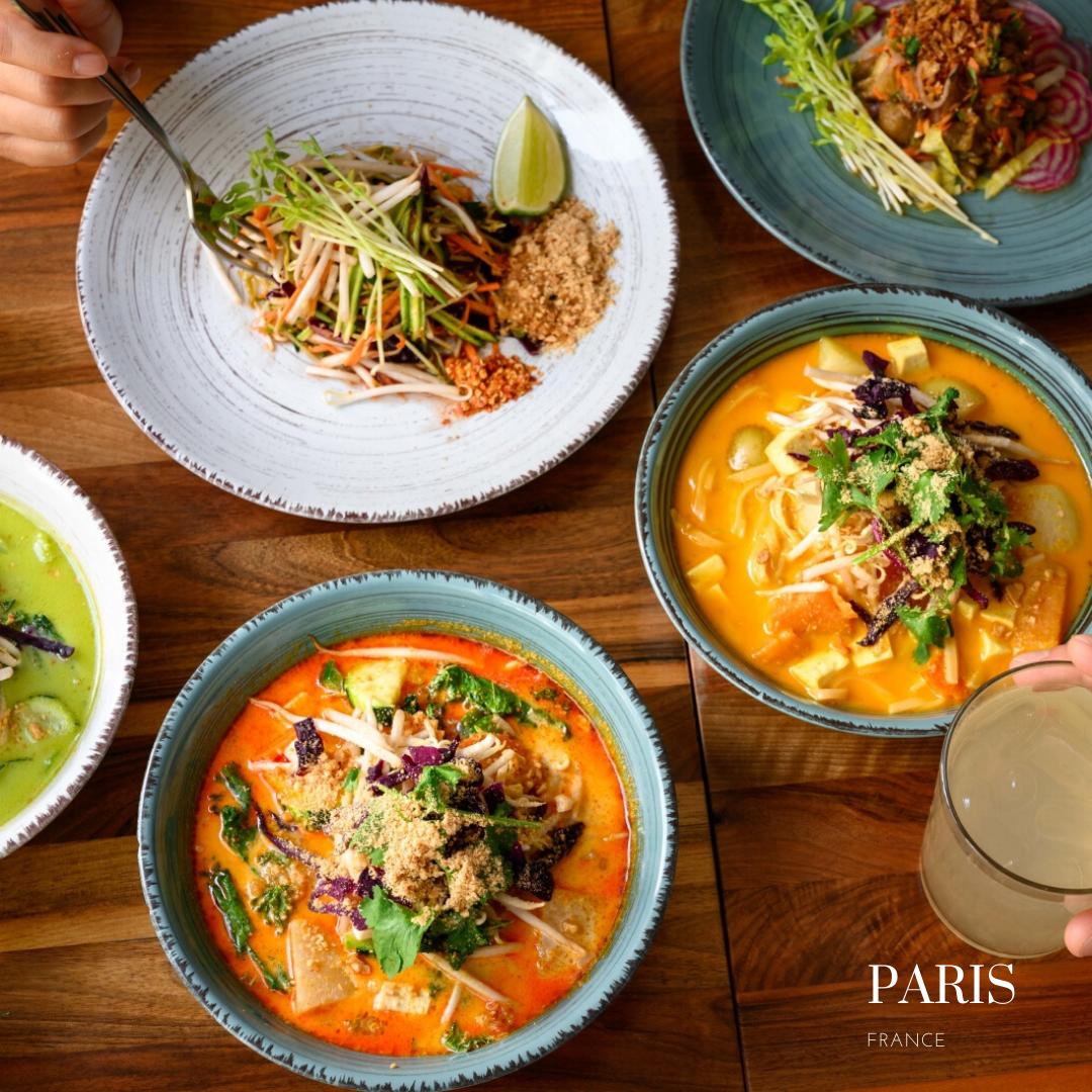 Manger Thaï sans gluten à Paris, c'est possible! Bienvenu chez Kapunka