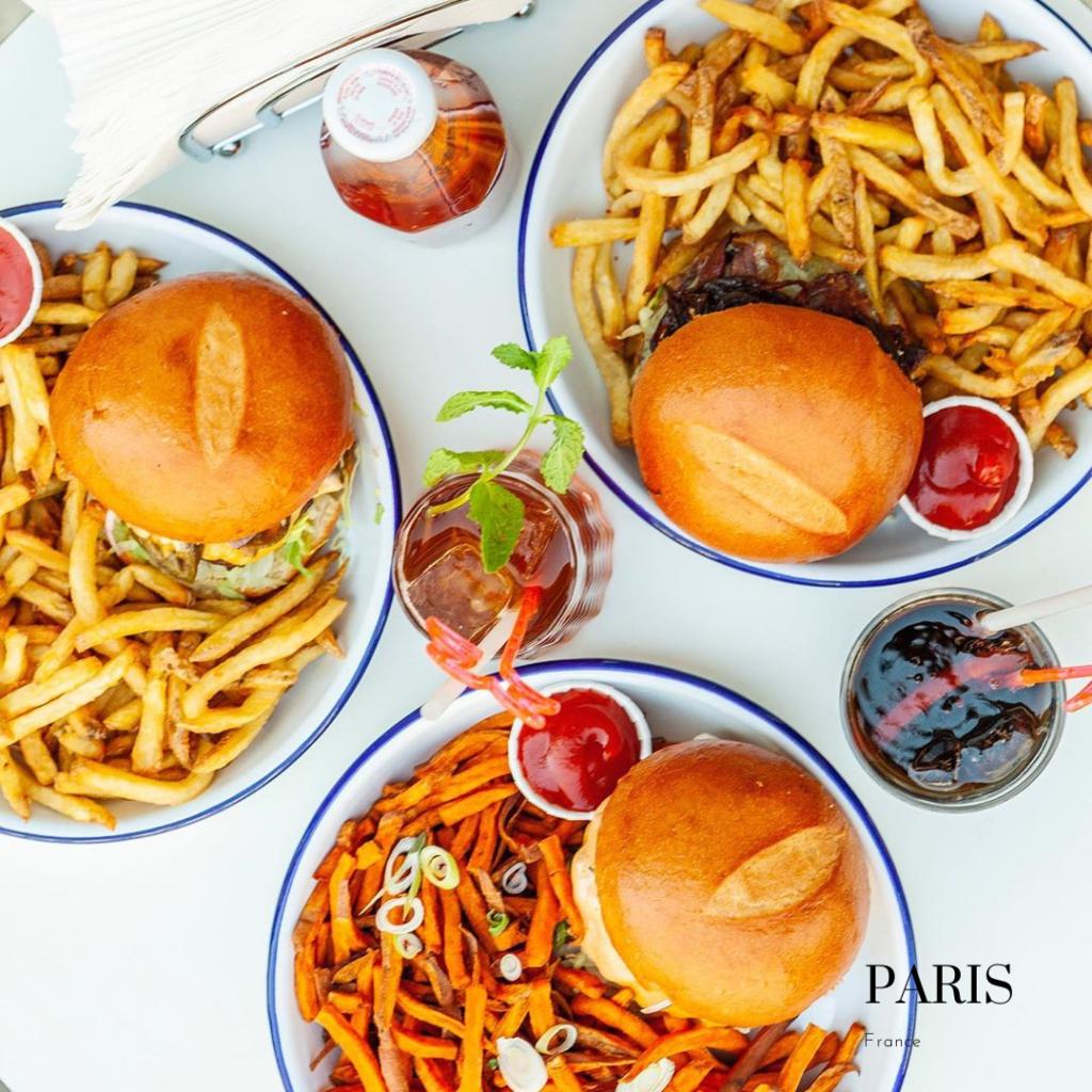 PNY burgers
