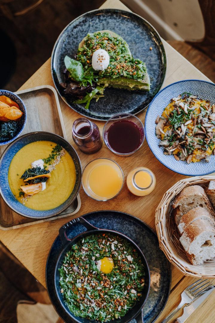 100% sans gluten à Paris, Le Judy est le restaurant où aller!