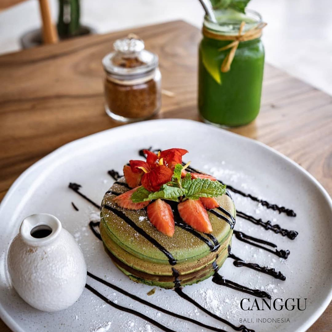 Healthy gluten free restaurant in Canggu ? Café Organic is where you should go !