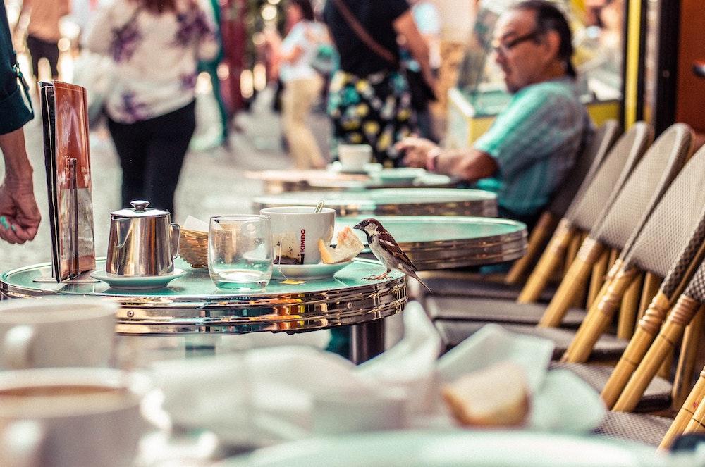 Paris restaurant sans gluten
