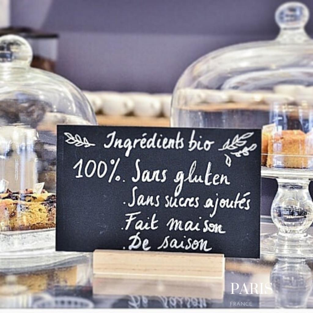 100% gluten free at Maison Plume