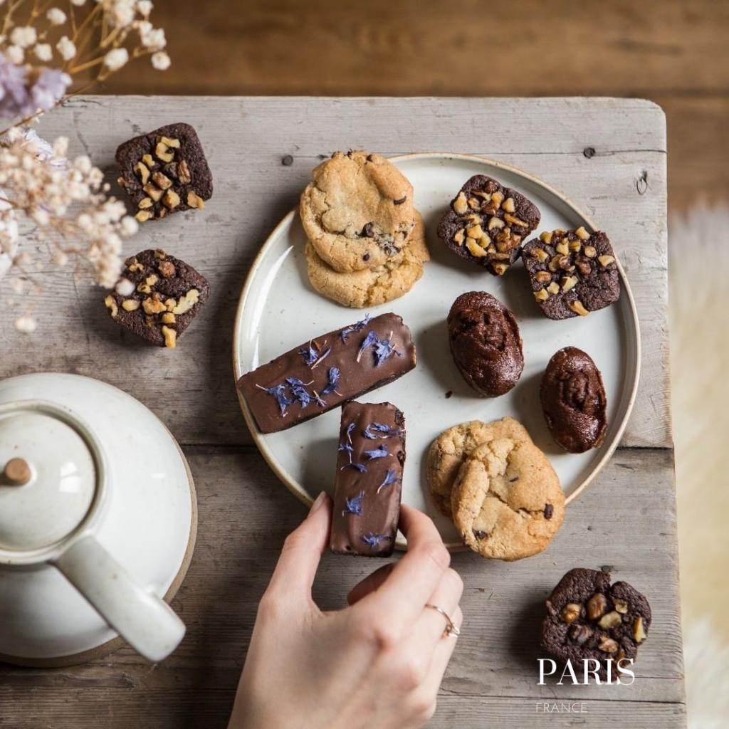 Atelier des lilas Paris gluten free