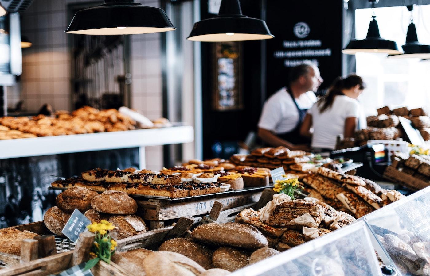 Gluten free bakeries in Paris