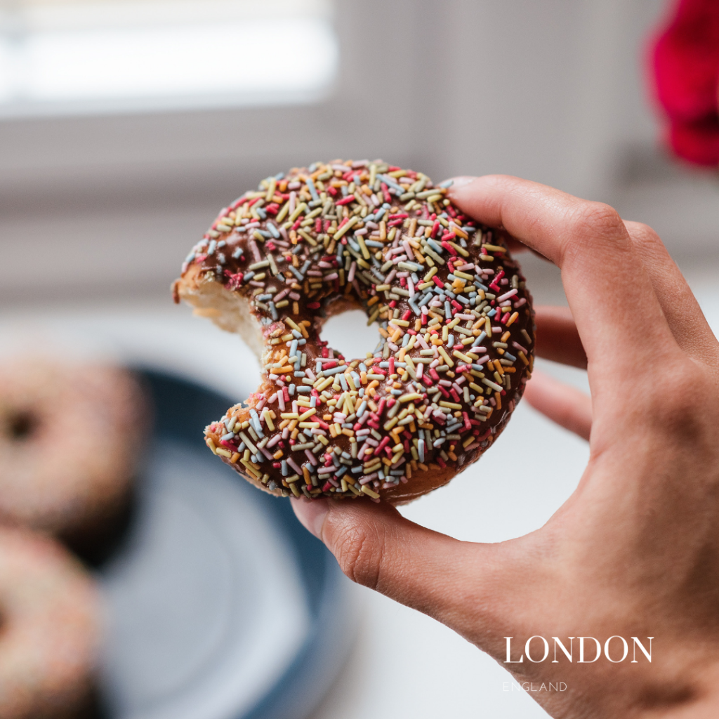 Gluten free donuts in London