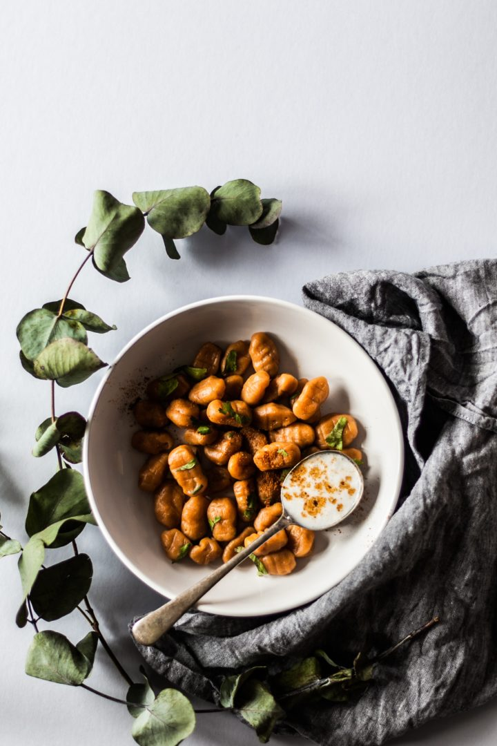 An easy gluten free gnocchi recipe? (& vegan)