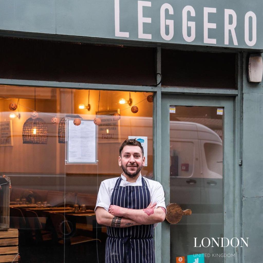 Leggero restaurant London