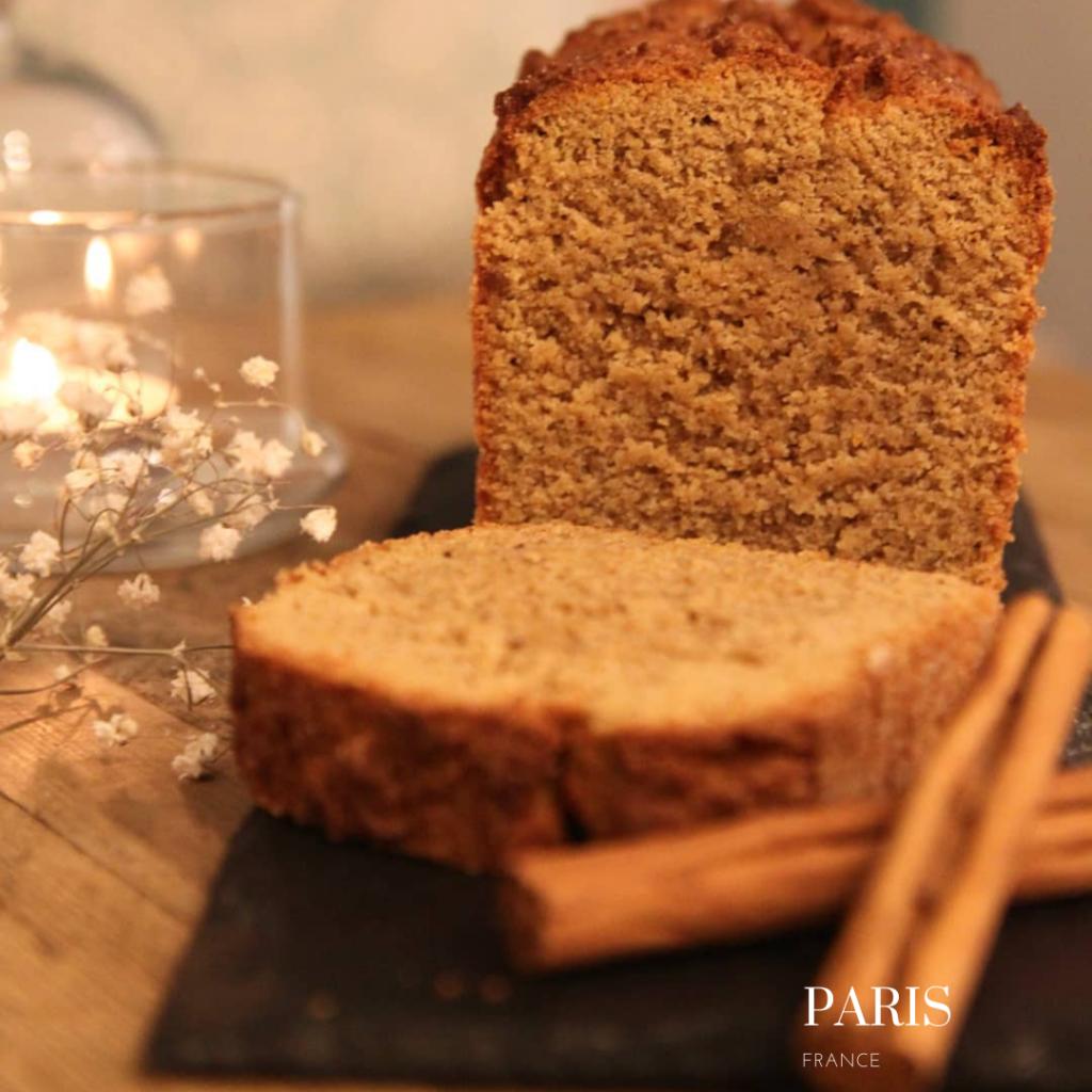 Maison plume bread