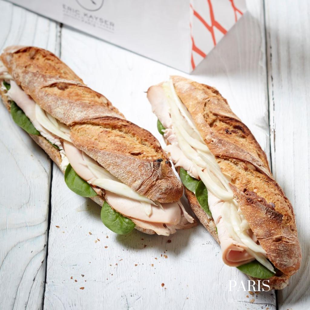 Sandwich at Kayzer