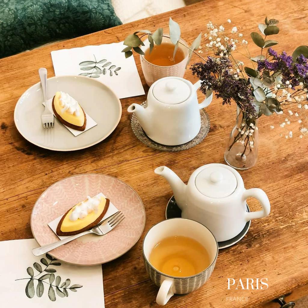 gluten free at Maison Plume Paris