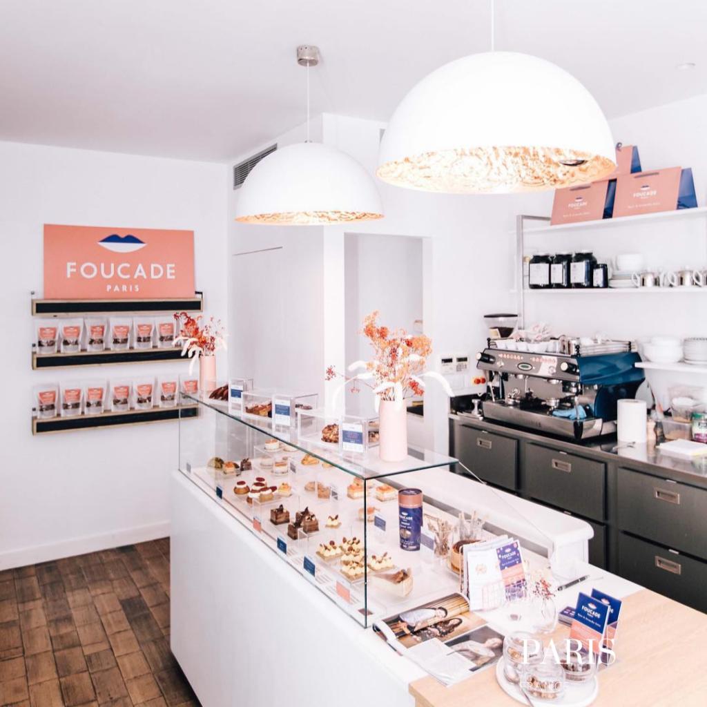 gluten free bakeries in Paris Foucade