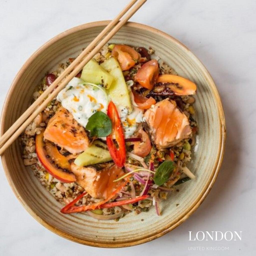 gluten free in london