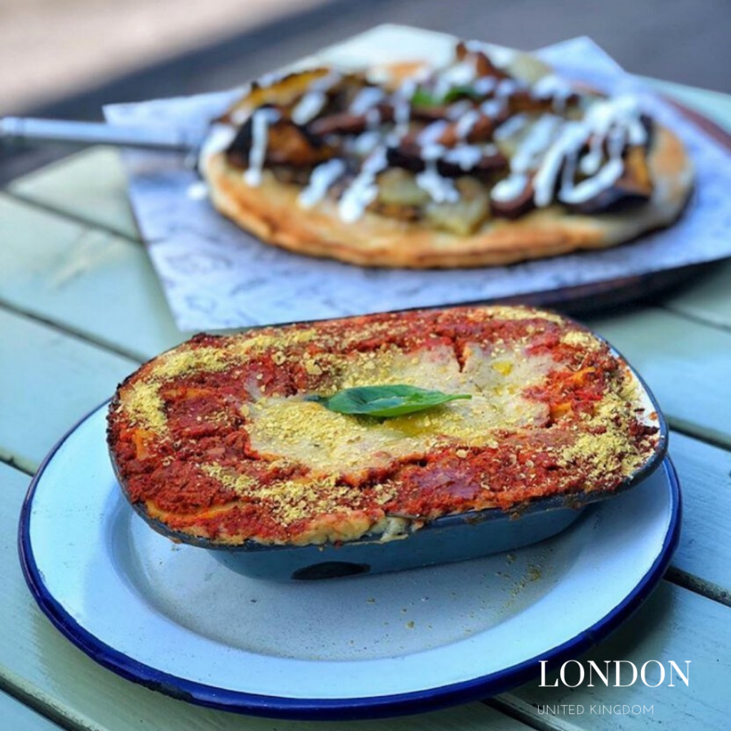 gluten free lasagna london Purezza