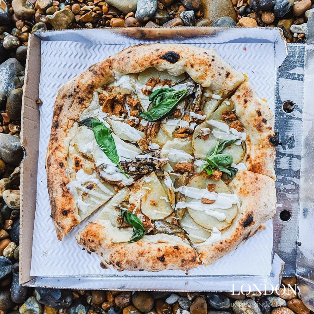 gluten free pizza purezza london