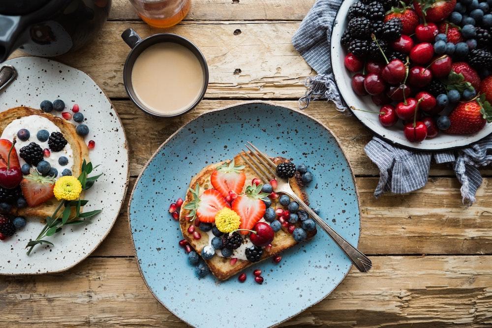 Breakfast sans gluten