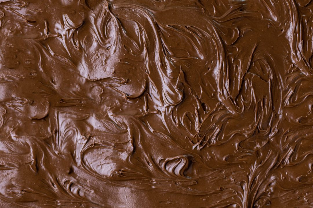 Gluten free chocolate mousse, the easiest of the world and above all, the best!