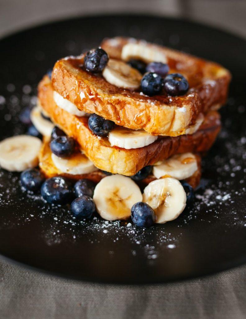 pain perdu petit déjeuner sans gluten