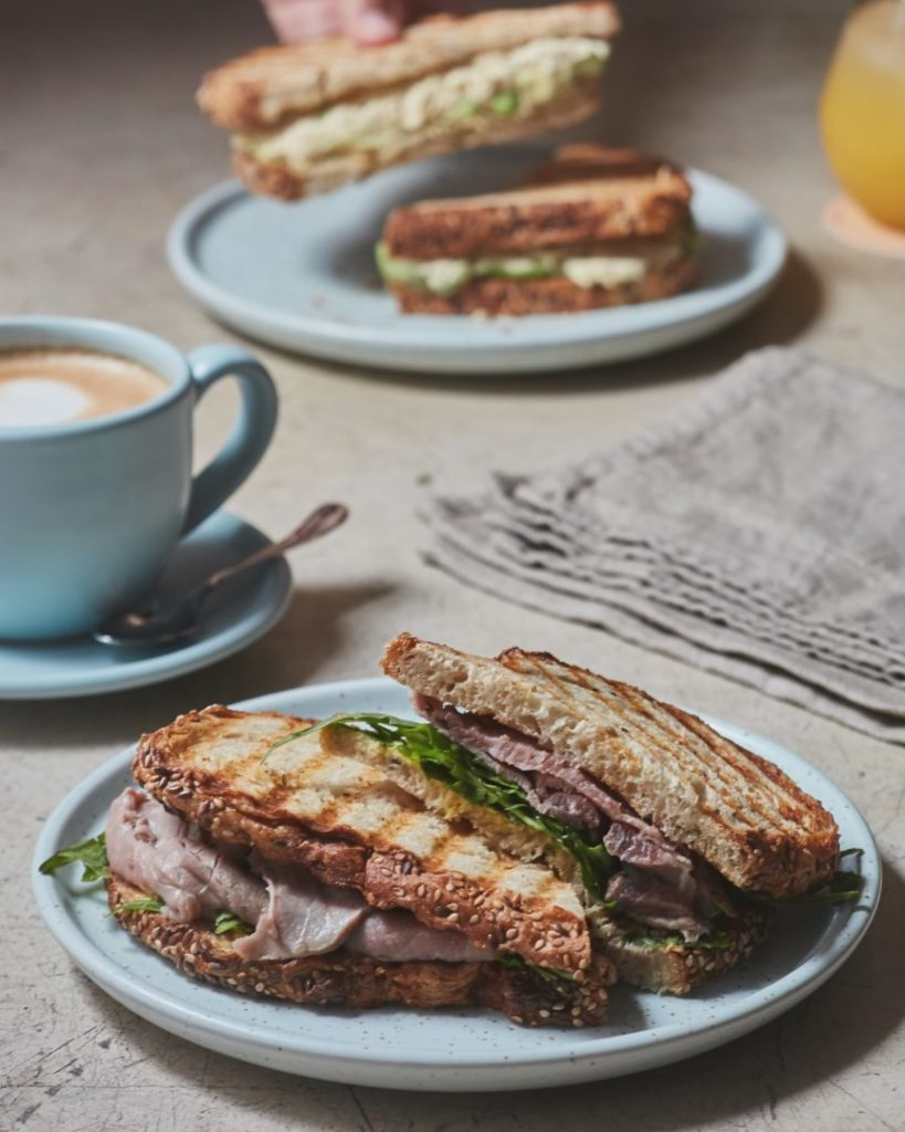 sandwich sans gluten petit déjeuner sans gluten