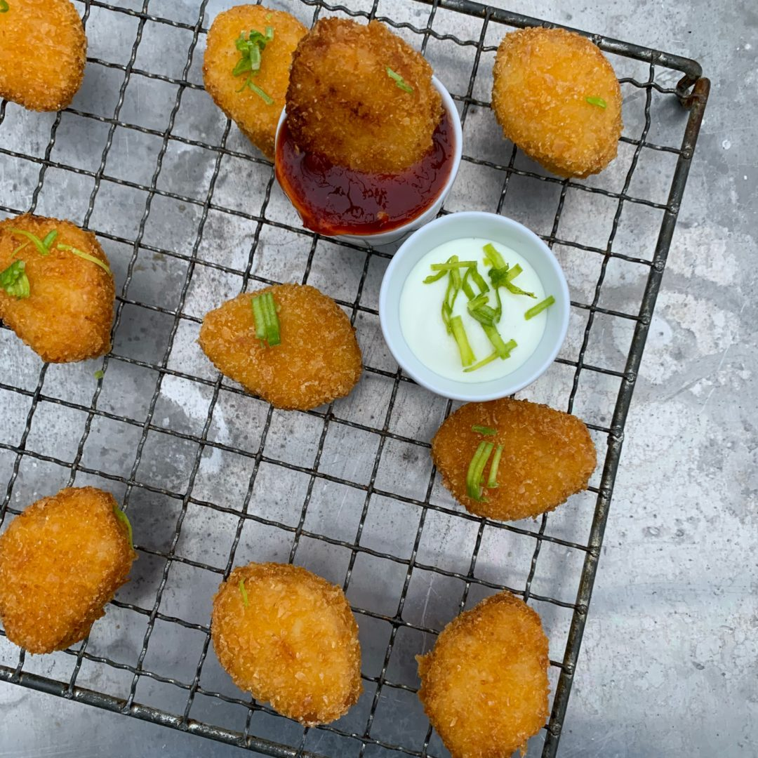 Two gluten free nuggets recipe to try!